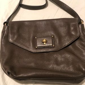 Marc by Marc Jacobs brown satchel